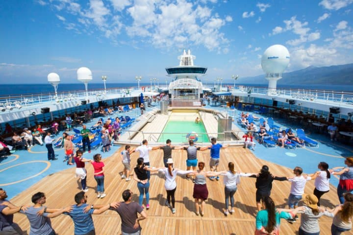 Consejos para tomar un crucero por las Islas Griegas.