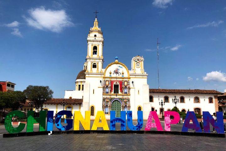 Corazón de Puebla Foto: Por carretera desde CDMX