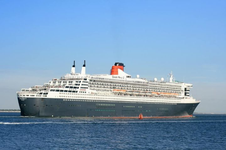 Queen Mary 2. Foto: Creative Commons