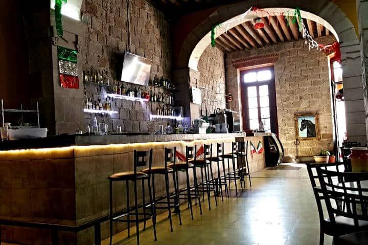 Dónde comer en Jerez Foto Pueblos mágicos