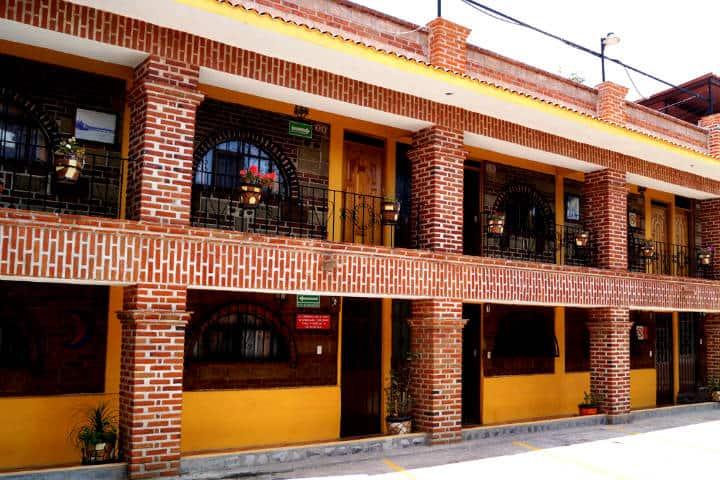 Dónde hospedarse en Tepotzotlán Foto Posadas