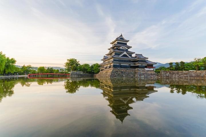 Descubriendo Japón Foto: El castillo Matsumoto