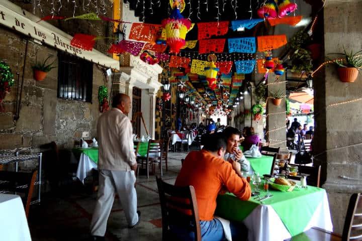Donde comer en Tepotzotlán Foto Adam Jones