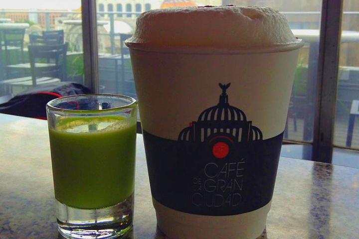 El Café de la gran ciudad. Foto_ Dónde ir