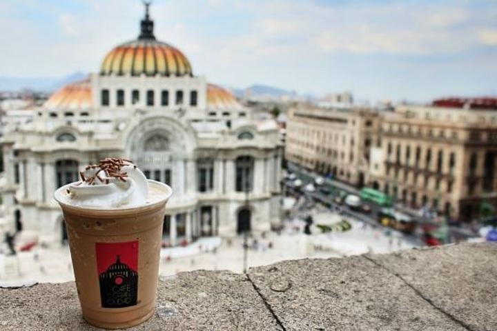 El Café de la gran ciudad. Foto_ El viajero