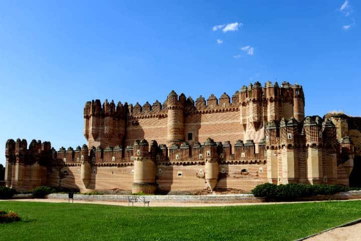 El Castillo de Coca Foto Joan