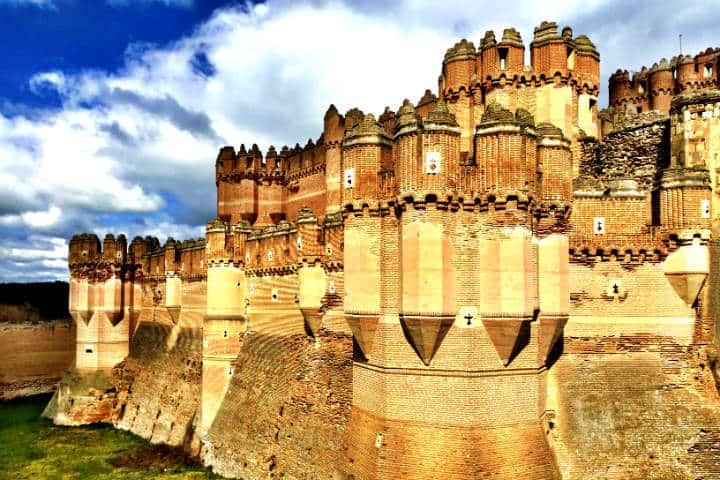 El Castillo de Coca Foto Rafolas