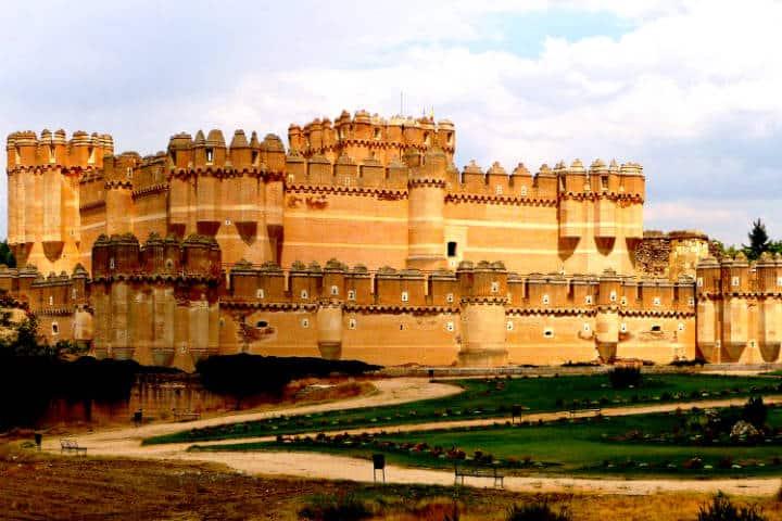 El Castillo de Coca Foto giborn_134
