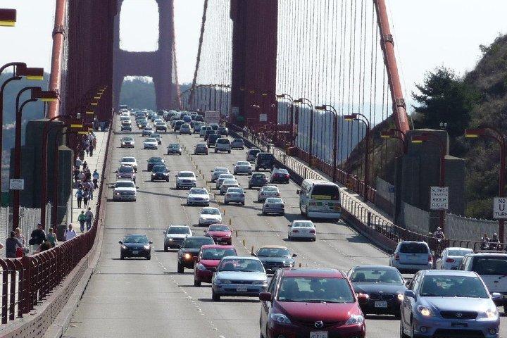 El Golden Gate Bridge. Foto_ Holiday Check