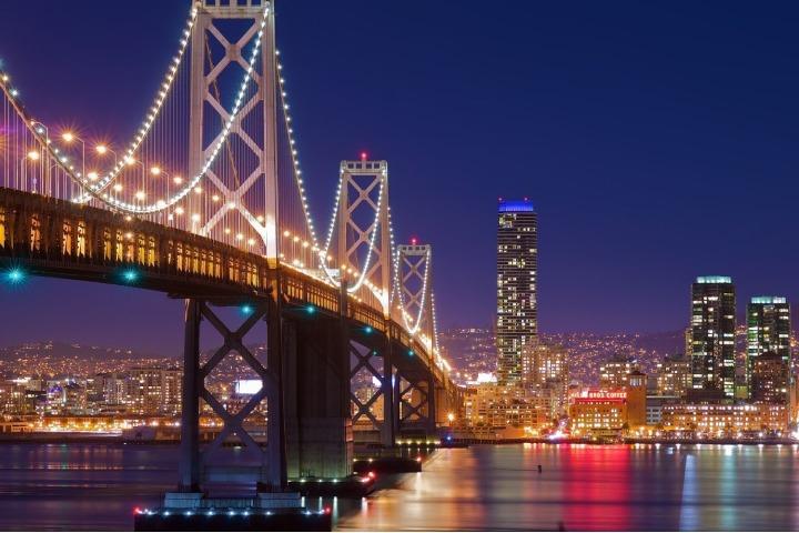 El Golden Gate Bridge. Foto: Zeynep Kilan