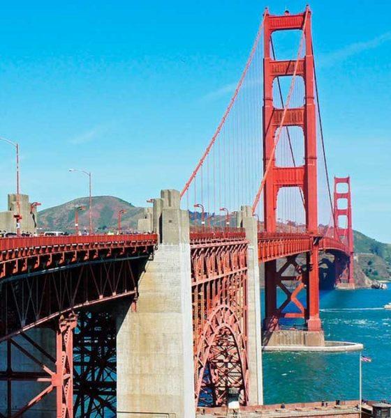 El Golden Gate. Foto_ Viajar San Francisco