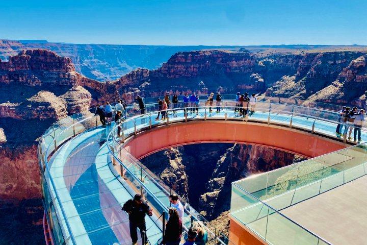 El Gran Cañon. Foto_ Por Las Vegas