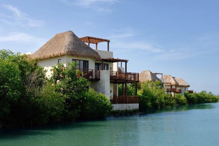 El Hotel Fairmont Mayakoba. Foto_ HRS