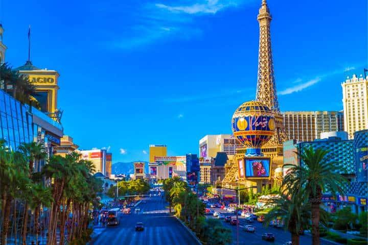 El Strip Foto Visit Las Vegas