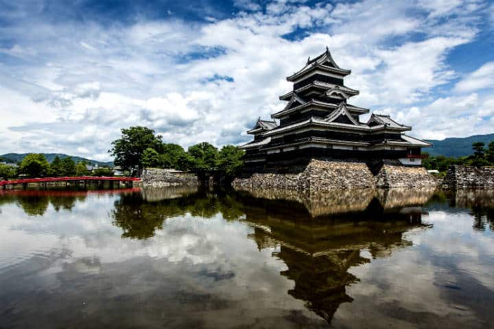 El castillo Matsumoto Foto Japonisimo