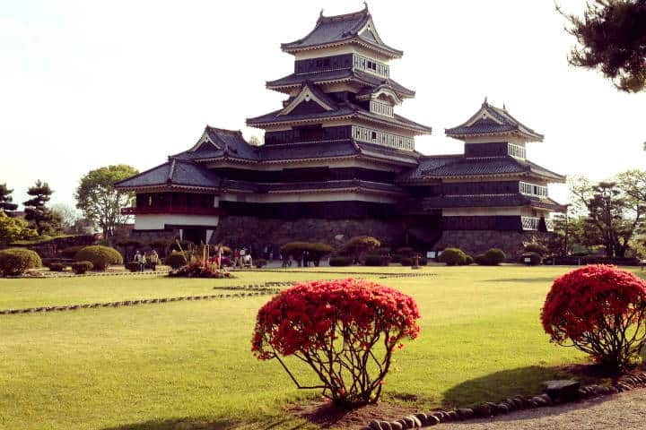 El castillo Matsumoto Foto Takeshi Taniguchi