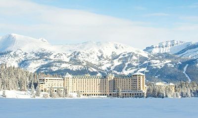 "The Fairmont Chateau Lake Louise"" Foto: Fairmont"