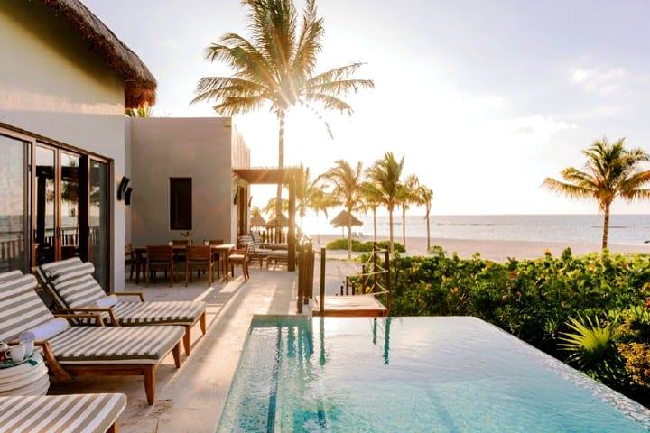 Fairmont Mayakoba, Riviera Maya.
