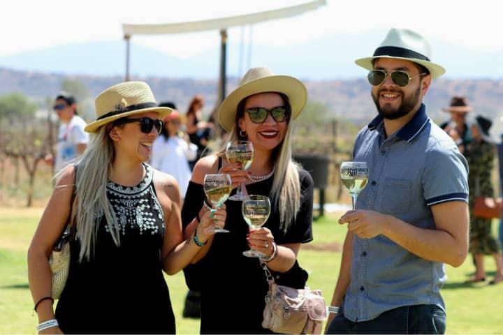 Festival 100 vinos mexicanos La Redonda