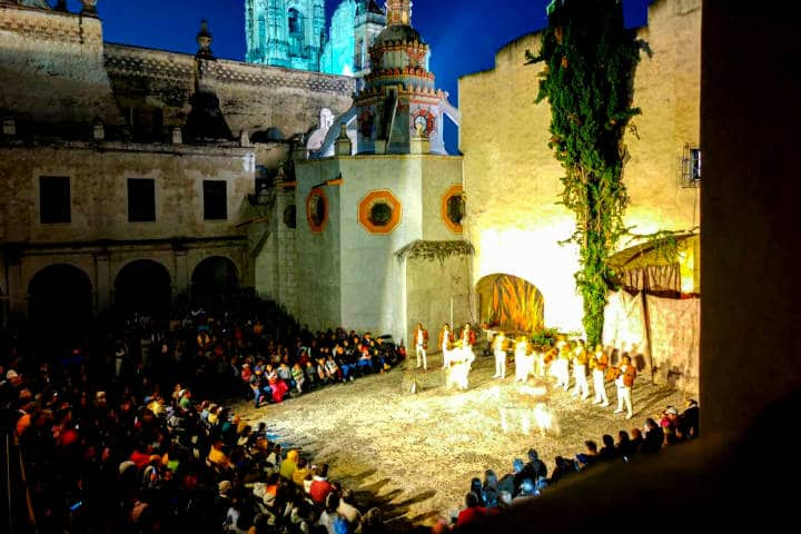Fiestas de Tepotzotlán Foto Tepotzotlán