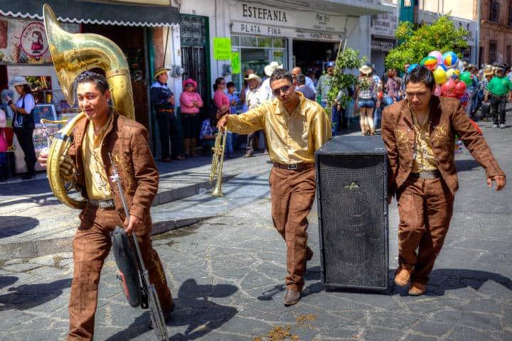 Fiestas y clima de Jerez Foto Timothy Neesam
