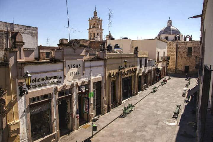Fiestas y clima de Jerez Foto Zacatecas Travel
