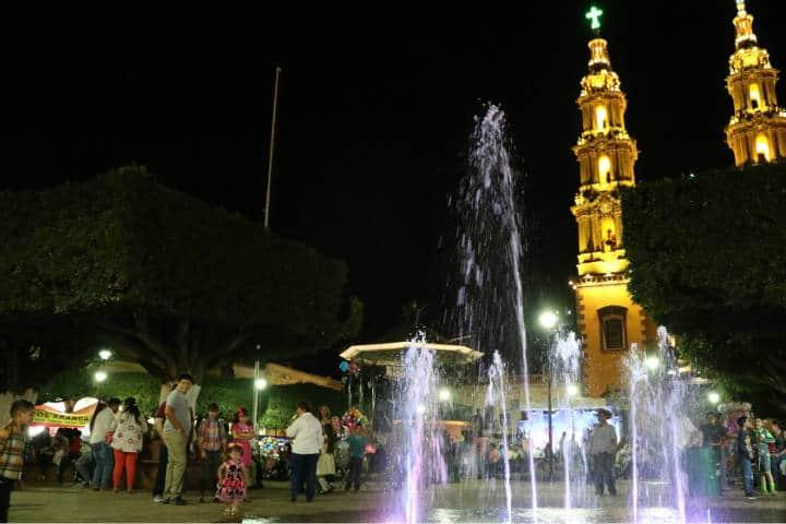 Fiestas y clima de San José de Gracia Foto Tepatitlan
