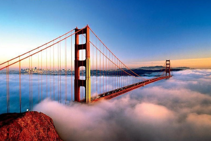 Golden Gate Bridge. Foto_ Nos 8