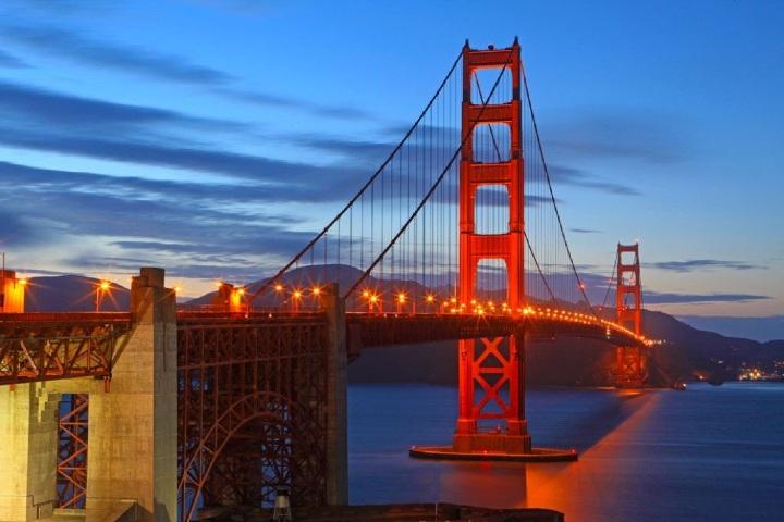Golden Gate. Foto_ Structuralia