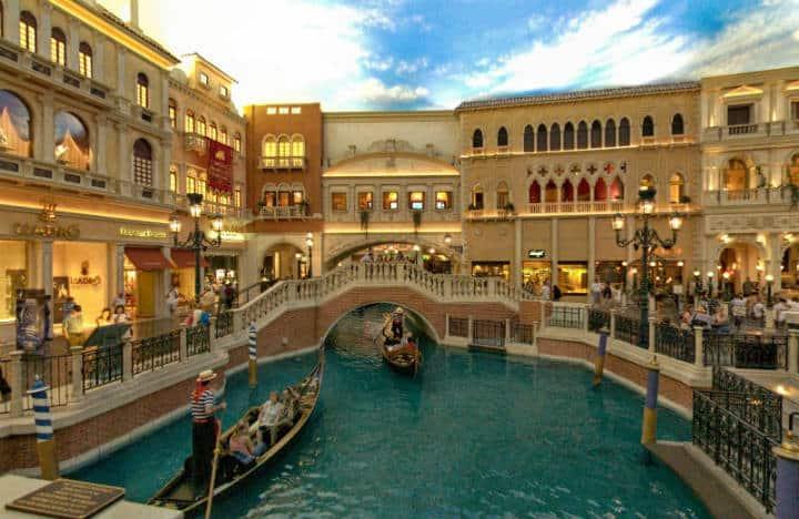 Gran Canal Foto Las Vegas 360