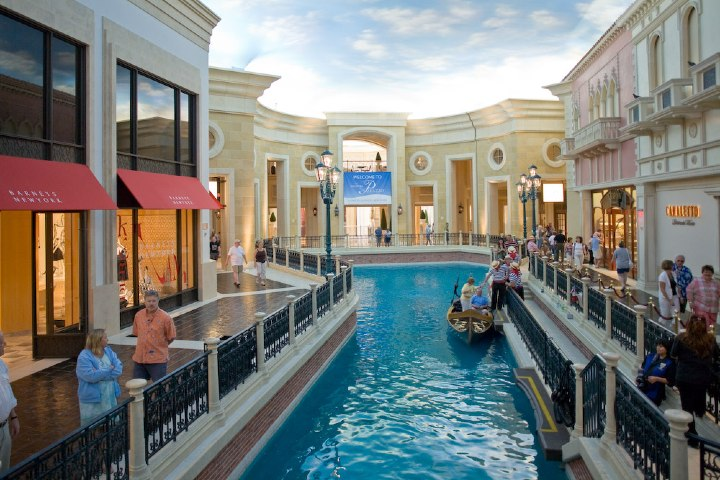 Grand Canal Shoppes. Foto_ Semco