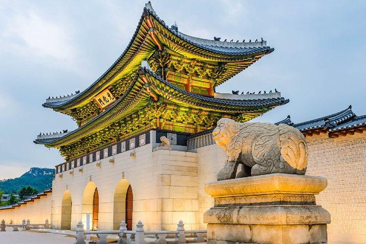 Gyeongbokgung. Foto_ Agoda