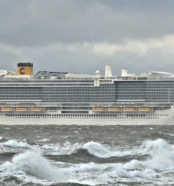 Costa Smeralda, el crucero ecoamigable. Foto: HenSti
