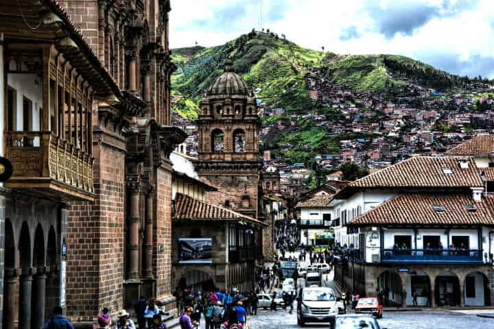 Inca Rail Foto Mariano Mantel