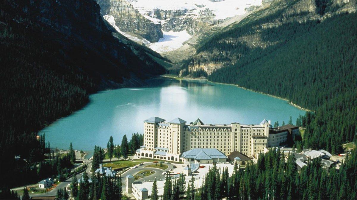 Inspirato Foto: The Fairmont Chateau Lake Louise