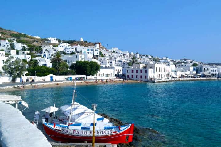 Islas Griegas Foto Evridiki.-