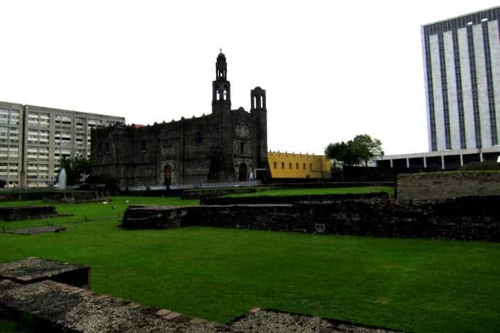 Itinerario en CDMX Foto Angélica Portales