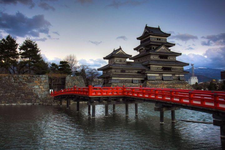 Japón And More Foto: El castillo Matsumoto