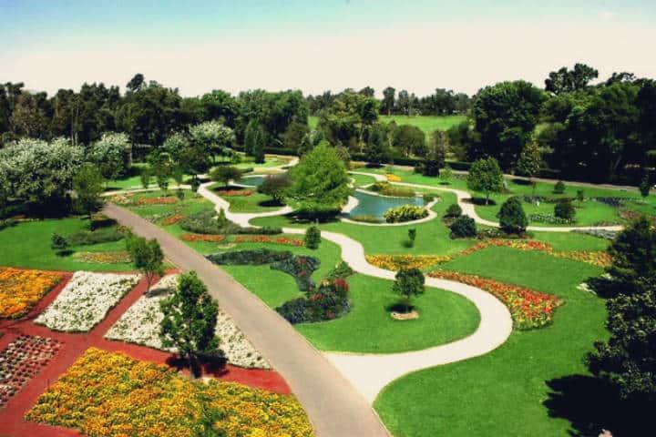 Jardines Xochitla. Foto Xochitla