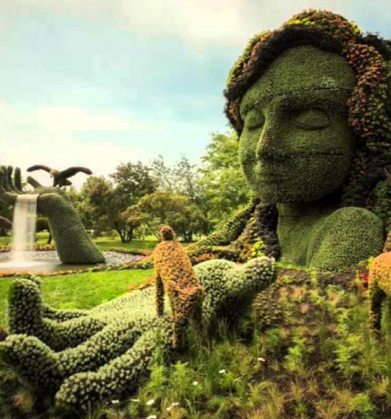 Jardines botánicos del mundo. Foto: Diario del Viajero
