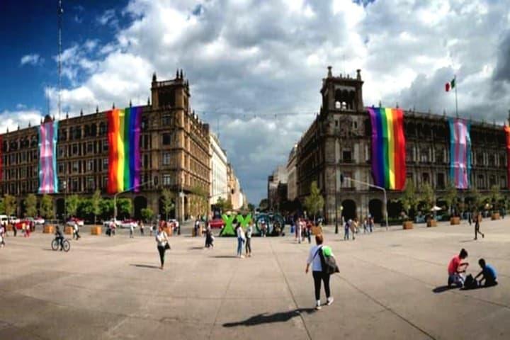 Lugares LGBT en la CDMX para turistear.