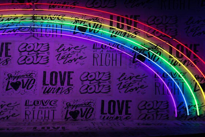 La excéntrica casa de las fiestas LGBTTTIQ. Foto Jason Leung en Unsplash.