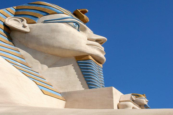 Luxor. Foto Mary Hammel.