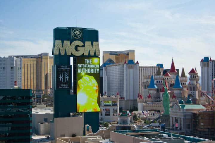 MGM Foto Visit Las Vegas