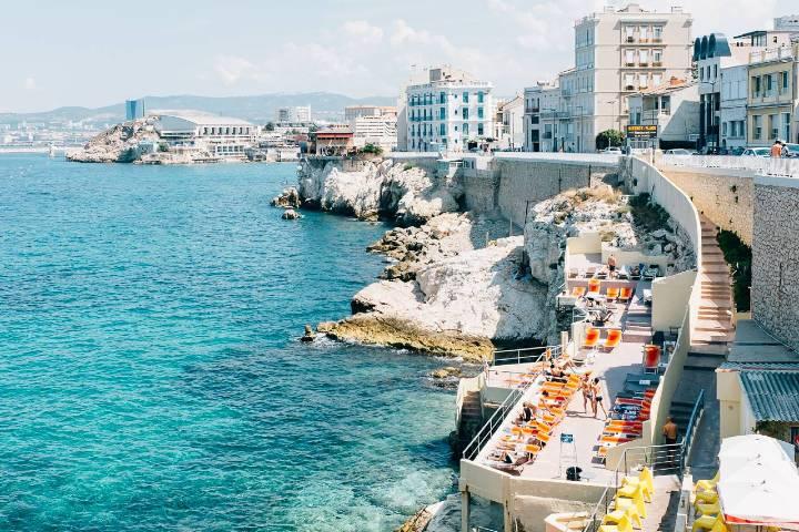 Marsella. Foto El Mundo En Imágenes