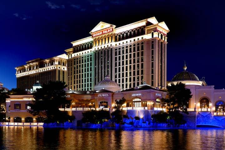 Mejores casinos de Las Vegas Foto Bernard Spragg. NZ