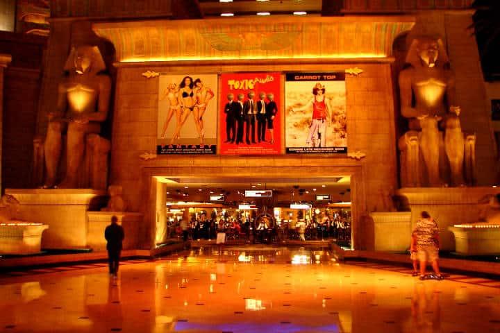 Mejores casinos de Las Vegas Foto Jeffrey