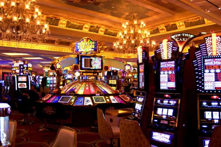 Mejores casinos de Las Vegas Foto Nick Amoscato