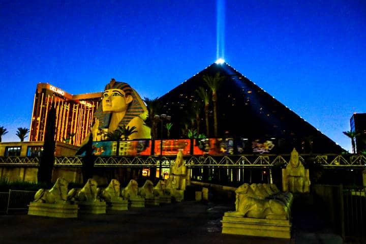 Mejores casinos de Las Vegas Foto Tomás Del Coro