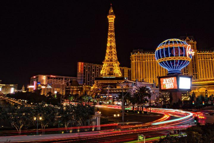 Mejores casinos de Las Vegas. Foto Mike Boening.